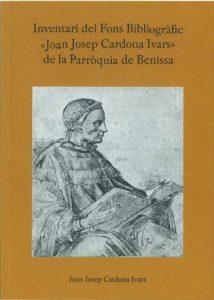 INVENTARI DE FONS BIBLIOGRÀFIC DE LA PARRÒQUIA DE BENISSA