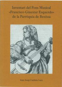 INVENTARI DE FONS MUSICAL DE LA PARRÒQUIA DE BENISSA